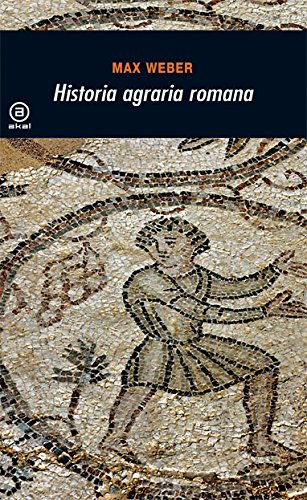 Historia agraria romana (Universitaria)