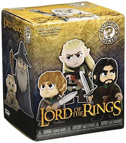Figura Mystery Minis Lord of The Rings Surtido