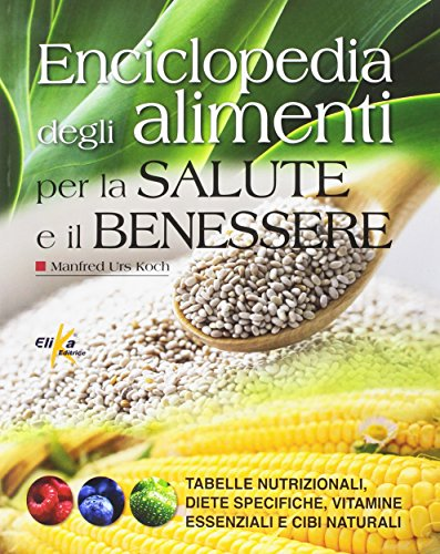 Zoom IMG-2 enciclopedia degli alimenti per la