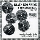 Black Boy Shine & Black Ivory King
