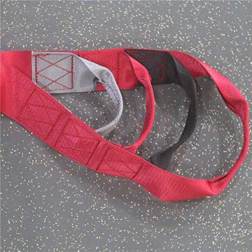 61ZtNEXy1ZL - MYLW Paciente Levantar Transferir Cinturón con Seis Punto Apoyo Cuerpo Completo Seguro Transferir,Ayudar Izar Paso Cinturón con Pesado Deber