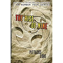 The Rise Of Nine by Pittacus Lore (August 21,2012)