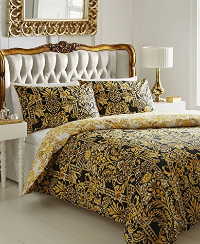 de-cama-milan-duvet-cover-set-black-gold-yellow-double
