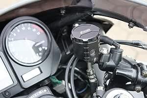 Gsg Bremsbehälter Schwarz Vorne Passend Für Die Honda Cbr 900 Rr Fireblade Sc44 2000 2001 Abe Auto