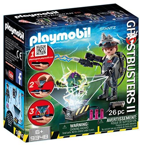 Playmobil Ghostbuster Raymond Stantz, 9348