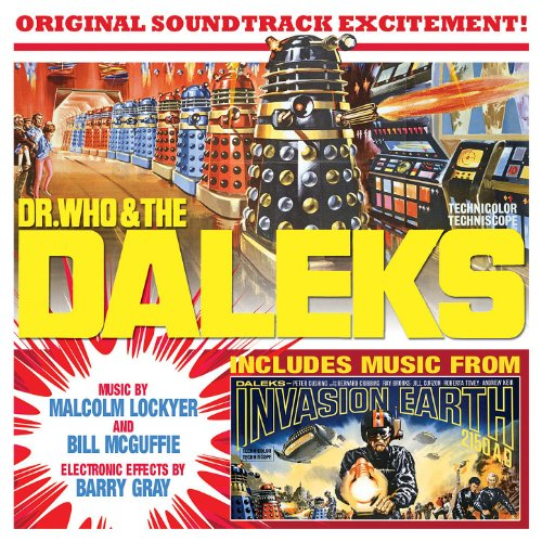 Dr. Who and The Daleks / Daleks Invasion Earth 2150 AD