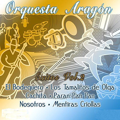 Jovenes del Danubio de La Orquesta Aragón en Amazon Music ...