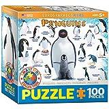 Eurographics Penguins Puzzle (100 Teile)