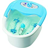 Water Foot Spa, Blue & White, 2175
