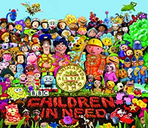 The Official BBC Children in Need Medley [DVD AUDIO]