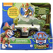 Paw Patrol - Tracker's Jungle Cruiser