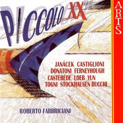 Allegro (1974) - Etüde Für Piccolo-Flöte (Yun)