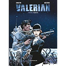 Valérian - Intégrales - Tome 4 - Valérian - intégrale tome 4