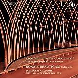 Mozart: Piano Concerto No. 19/23 [Ronald Brautigam, Michael Alexander Willens] [BIS: BIS1964]