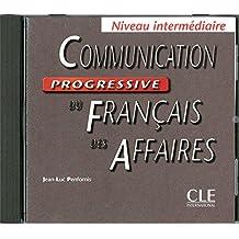 COMMUNICATION PROGRESSIVE AFFAIR CD INT