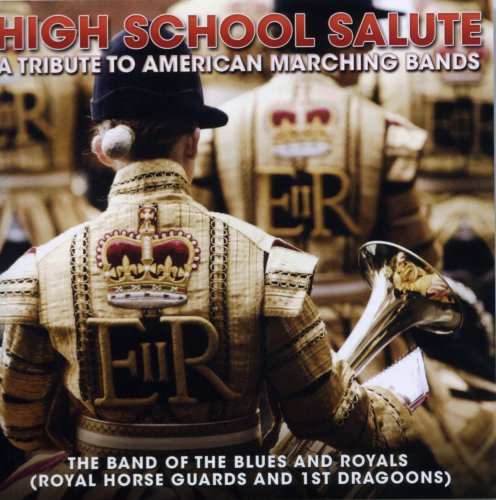 Blue-screen-band (High School Salute)
