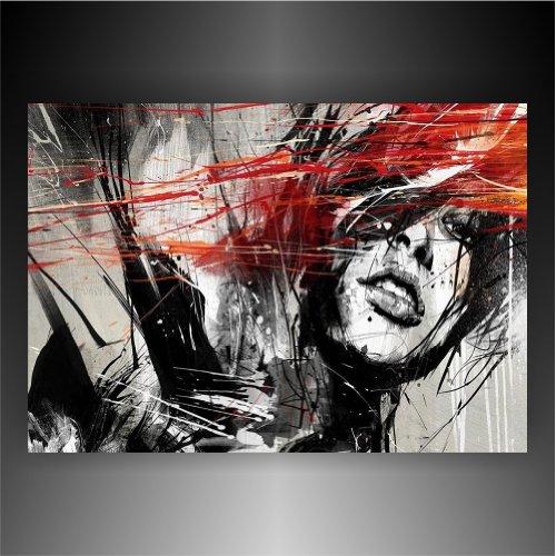 Bild Kunstdruck auf Leinwand 100x70cm Keilrahmenbild Wandbild Leinwandbild Leinwanddruck -fertig aufgespannt! b174 (kein Poster oder Fototapete)
