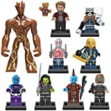 Best Lego Figures - guardians of the galaxy figures mini figures 10 Review