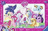 Ravensburger 06129 - My little Pony, Freundschaft ist Magie Puzzle, 15 Teile