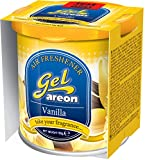 Best Auto Air Fresheners - Areon Vanilla Gel Car Air Freshener (80 gm) Review