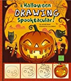 A Halloween Drawing Spooktacular! (First Facts: Holiday Sketchbook)