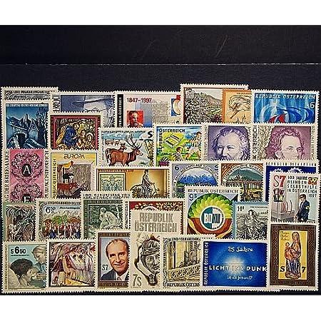 Goldhahn Österreich 1997 postfrisch ** Nr. 2208-2239 Briefmarken für Sammler