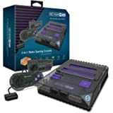 Hyperkin RetroN 2 HD Gaming Console for NES/ Super NES/ Super Famicom(Space Black)