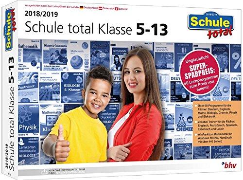Schule total Klasse 5-13 2018/2019