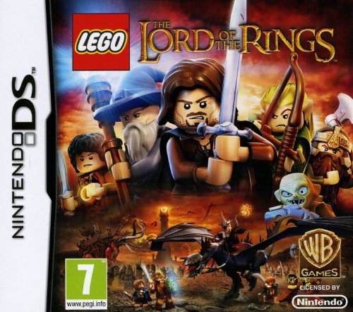 LEGO The Lord of the Rings (ENG/Danish) (Nintendo DS)