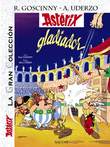 Asterix gladiador / Asterix the Gladiator: La gran coleccion / The Great Collection