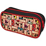 Best Bureaux Affiche d'écriture - Pyramid International Bloc de Marvel Logo Trousse Review