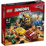 LEGO - 10744 - Juniors - Jeu de Construction - Le Super 8 de Thunder Hollow