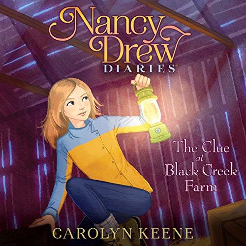 the-clue-at-black-creek-farm-nancy-drew-diaries-book-9