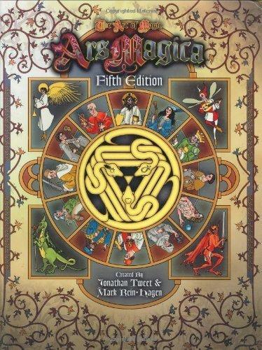 Ars Magica by Tweet, Jonathan, Rein-Hagen, Mark (2004) Hardcover