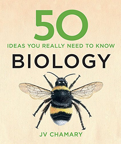 50 Biology Ideas You Really Need To Know (50 Ideas You Really Need to Know series)