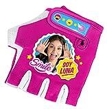 Stamp Soy Illustrated O Soy Luna Handschuhe Mädchen, Rosa