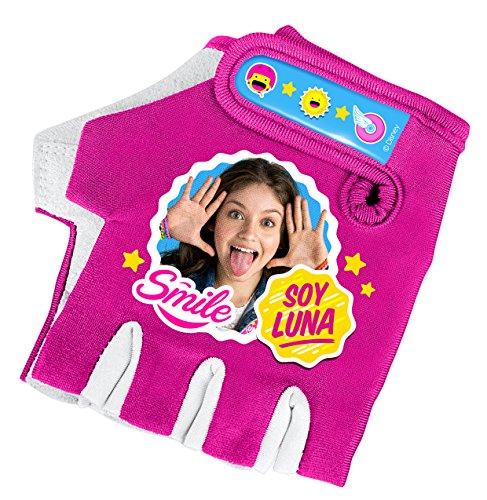 Stamp Soy Luna Gants Fille, Rose