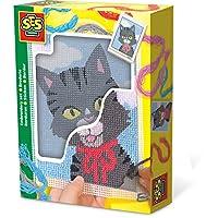 Embroidery Kitten