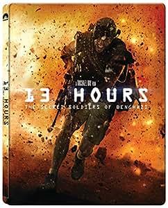 13 Hours: The Secret Soldiers of Benghazi (Steelbook) (Blu-Ray)
