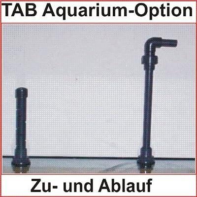 TAB Aquarium Rechteck LxBxH 200x50x50cm / Liter 500 / Glas 10mm