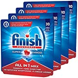 #2: Finish All in 1 Max Powerball - 30 Tablets (Pack of 4)