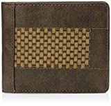 Baggit GW Dido Forestdew Men's Wallet (Brown)
