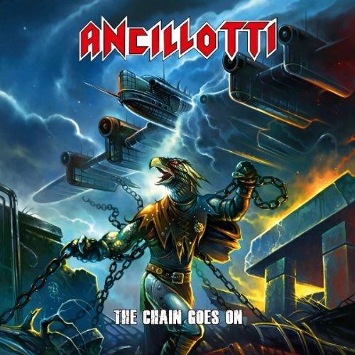 Ancillotti: Chain Goes on (Audio CD)