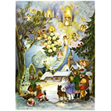 Sellmer Angels Stairway Calendrier de l'Avent