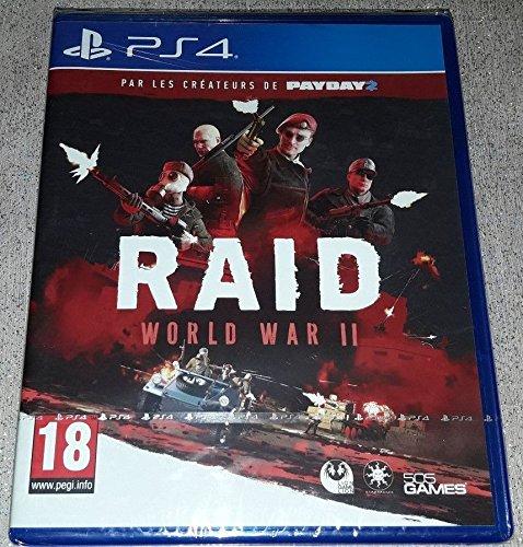 Raid World War 2 sur Ps4 - Version Française