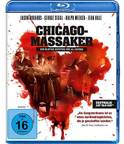 Chicago Massaker - Der blutige Aufstieg des Al Capone - Uncut [Blu-ray]