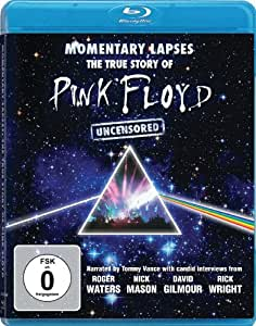 Pink Floyd - Momentary Lapses/The True Story of Pink Floyd - Uncensored [Blu-ray]