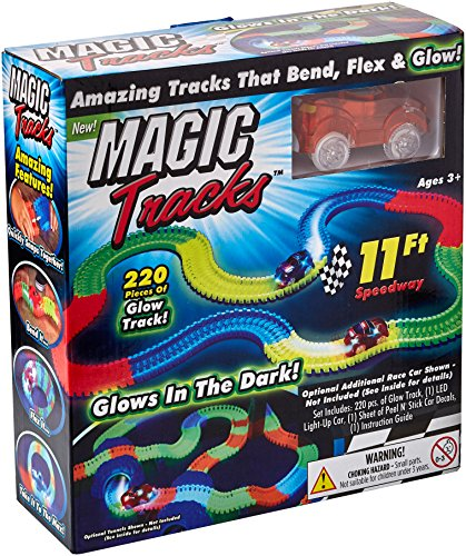Magic Tracks magtra-tra-6 Starter Track Kit -
