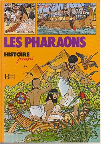 Les Pharaons (Histoire juniors) par Gaston Duchet-Suchaux