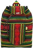 PINZON - Bolso de Mochila Hombre Niño Unisex Niños Mujer Unisex adulto (Bob Marley)